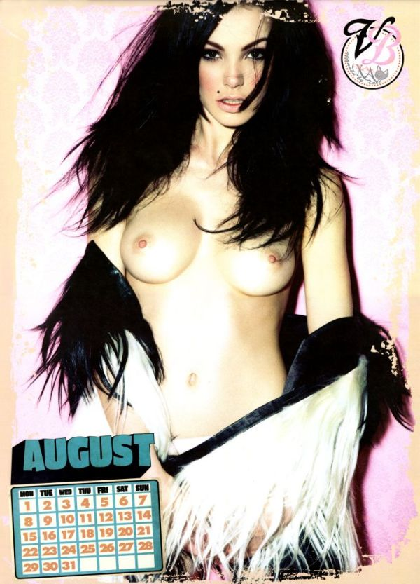 El calendario 2011 de Vikki Blows